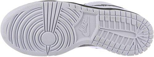 Nike - Dunk Low Prm QS BG Schwarz-Weiß