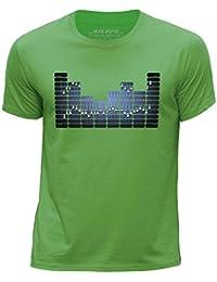 STUFF4 Boy's Round Neck T-Shirt/Equalizer/Equalizer/CS