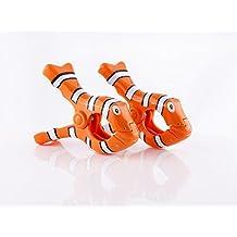 Clips de toalla de playa, diseño de pez payaso, ...