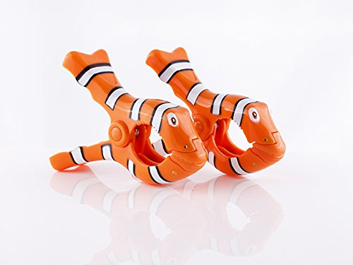 Boca Clips Lot – Poisson Clown