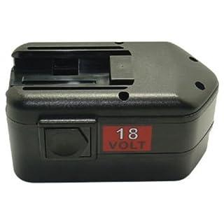 PowerSmart® [36Wh,18V,Ni-Cd,2000mAh] Replacement Power Tools/Cordless Drill Battery for UK ATLAS COPCO B 18, BX 18, BXL 18, BXS 18, MX 18, MXS 18 batt Type