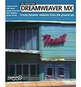 [(Foundation Dreamweaver Mx )] [Author: Craig Grannell] [Oct-2003]