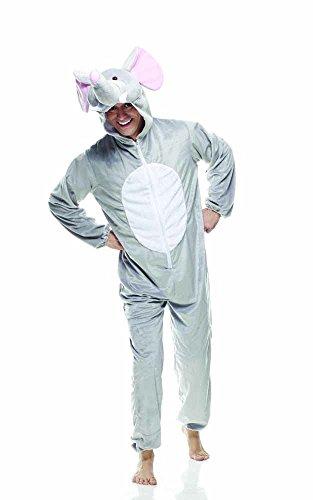 Rubie's it30550-std - elefante costume, adulto, taglia unica