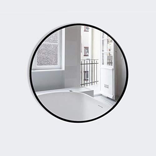 WYLZLYE-Home Espejos de Pared Espejos para baño Espejo de vanidad de Pared Moderno Grande...