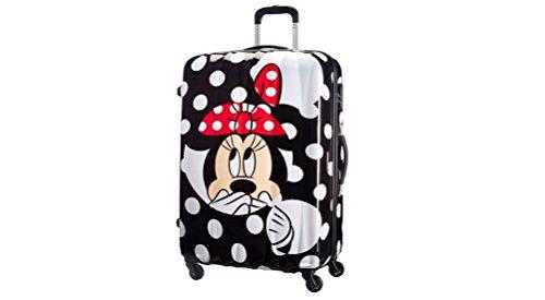 Trolley bambina disney minnie bagaglio a mano 55 cm