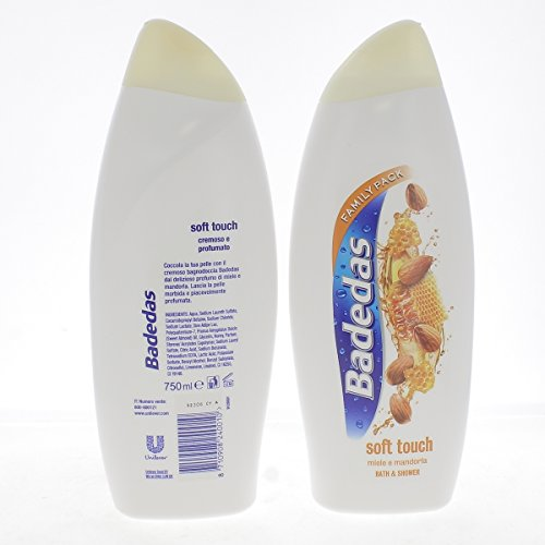 Badedas B/S Soft Touch 750 Ml