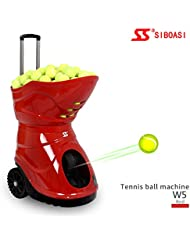 tingasports pelota de tenis máquina W5