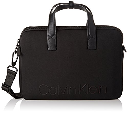 Calvin Klein Jeans Neo Laptop Bag, Sacs pour ordinateur...