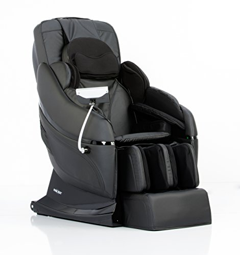 MASSAGESESSEL MAXXUS MX 30.0 - High End Massagestuhl mit 3D-Massagetechnik, Swing-Hip-Funktion, Luftkissentechnik, Nackenmassage, Infrarot Heizelement