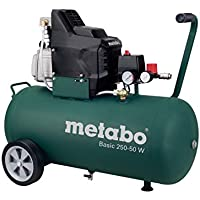 Metabo Basic 250-50 W - Compresor 2 CV 50 litros