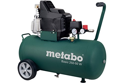 Metabo Kompressor Basic 250-50 W, 6.01534.00