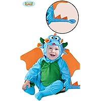 VESTITO DRAGHETTO 12-24 (Drago Bambino Costume)