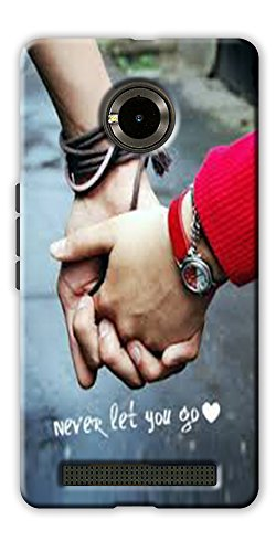 Elove Yu Yuphoria Designer Printed Hard Case Cover - [Hybrid] [Slim-fit] [Defender] Back Cover for Micromax YU Yuphoria