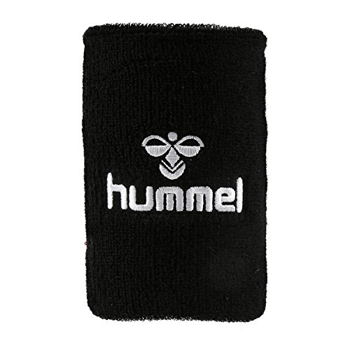 hummel Old School Big Wristband Black/White