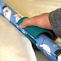 SUNSETGLOW Wrapping Paper Cutter for Big Paper Cut Büromähmaschinen Schere Geschenkpapier Schneller und einfacher