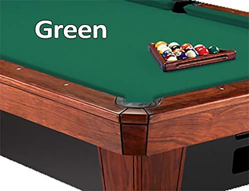 Simonis 9ft 860 Billardtisch Ersatz-Filz Stoffset für Billardtisch (grün) -
