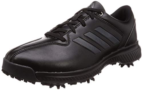 adidas CP Traxion, Scarpe da Golf Uomo, Black (Black Bd7139), 42.5 EU