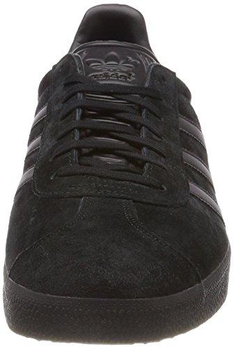 adidas Gazelle, Sneakers Basses Homme Noir (Core Black/Core Black/Core Black 0)