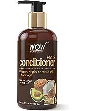 WOW Coconut Avocado Oil No Parabens Sulphate Hair Conditi