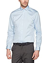 Celio Sharani - Chemise casual - Taille normale - Col classique - Manches longues - Homme