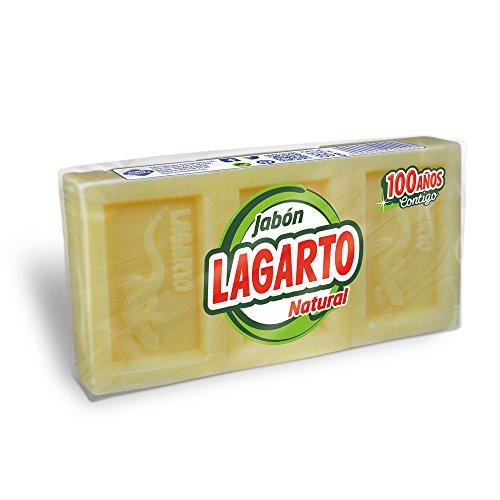 Lagarto Jabón Natural - Paquete 20 x 3 x 100 gr -