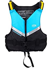 Osprey Kids' 35N Buoyancy Swimming Aid - Childrens Impact Vest, Blue, Medium/Large