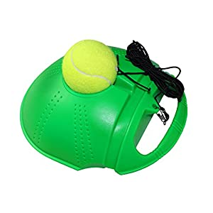 FANGCAN Disk Tennis Trainer for Solo Training (Green) Review 2018 by Fangcan Group Limited