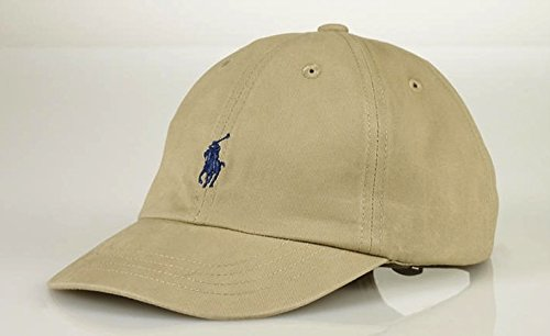 Ralph Lauren - Classic Sports Cap - Khaki Sand - One Size