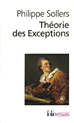 Théorie des exceptions