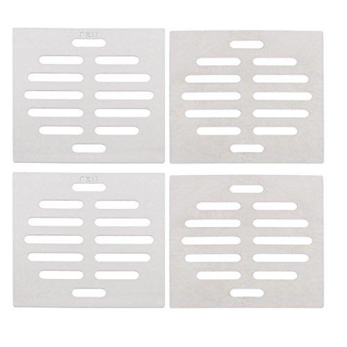 sourcingmap-bano-cocina-cuadrado-suelo-desague-escurridor-10cm-x-10cm-4pcs