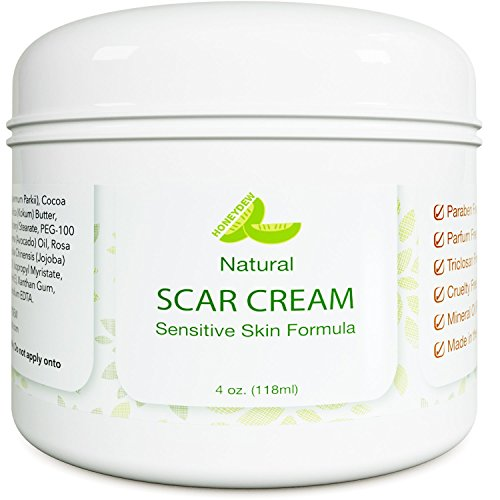 Best Scar Cream for Face - Vitamin E Oil for Skin After...
