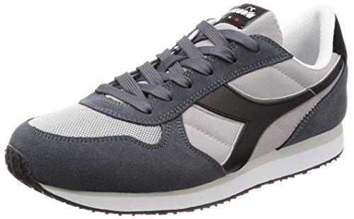 Diadora K Run II Sneaker Uomo Grigio Grigio Palomagrigio Castello 40