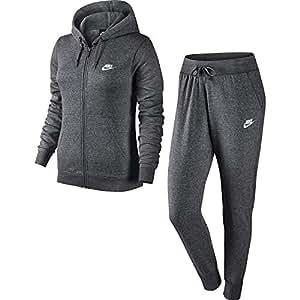 Nike Damen Sportswear Trainingsanzug: Amazon.de: Sport