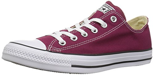 Converse All Star Low Maroon Canvas – 9 UK