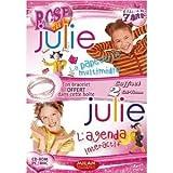 Pack Julie Agenda Julie Papet