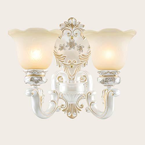 Applique Murale Salon Chambre Lampe de Chevet Corridor Allée Applique Lampes Escaliers Fond Applique (Couleur : B)