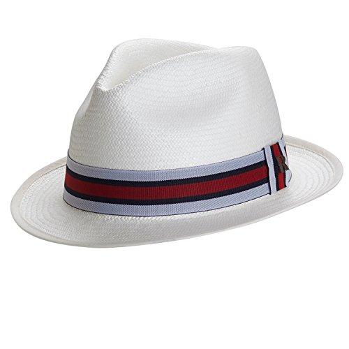 RACEU ATELIER Sombrero Panamá Ala Corta