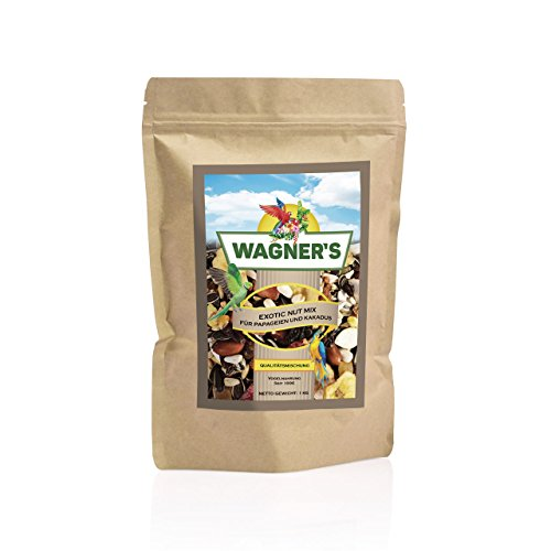 Wagner's | Exotic Nut Mix - 1 kg...