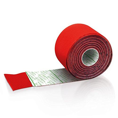 Gatapex Kinesiology-Tape 5,5m x 5cm rot