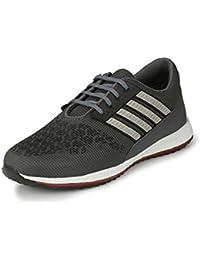 Styltoes Men Grey Printed Squish Shoe