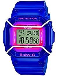 Casio Reloj Digital para Mujer de Cuarzo con Correa en Resina BGD-501FS-2ER