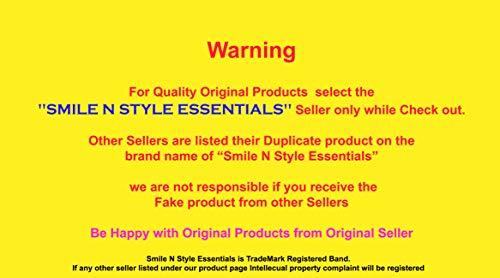 Smile n Style Essentials Multicolour Elastics Velvet Hair Bands for Women -12 Pieces