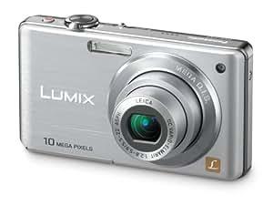 Panasonic Lumix DMC-FS7 Digitalkamera 2,7 Zoll silber