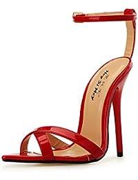 ZQ hug Zapatos de mujer-Tacón Bajo-Tacones / Punta Redonda-Oxfords-Vestido / Casual-Semicuero-Negro / Marrón / Rojo / Beige , beige-us12 / eu44 / uk10 / cn46 , beige-us12 / eu44 / uk10 / cn46
