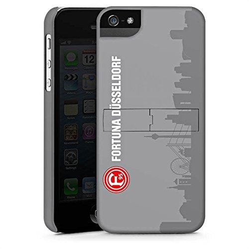 Apple iPhone X Silikon Hülle Case Schutzhülle Fortuna Düsseldorf Fußball Fanartikel Premium Case StandUp