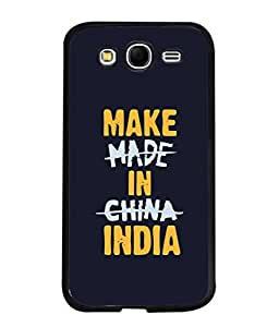 Printvisa Designer Back Case Cover for Samsung Galaxy Grand Neo Plus I9060I :: Samsung Galaxy Grand Neo+ (Say No to Made in China Goods)