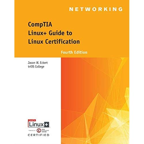 [CompTIA Linux+ Guide to Linux Certification (Mindtap Course List)] [By: Eckert, Jason] [February, 2015]