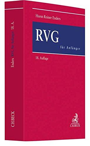 RVG für Anfänger