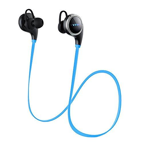 VTIN SWAN Auricolari Bluetooth 4.1 QY8 Wireless Headset Stereo con