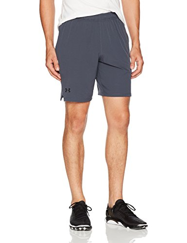 Under Armour AllSeasonGear Cage Trainingsshort Herren grau